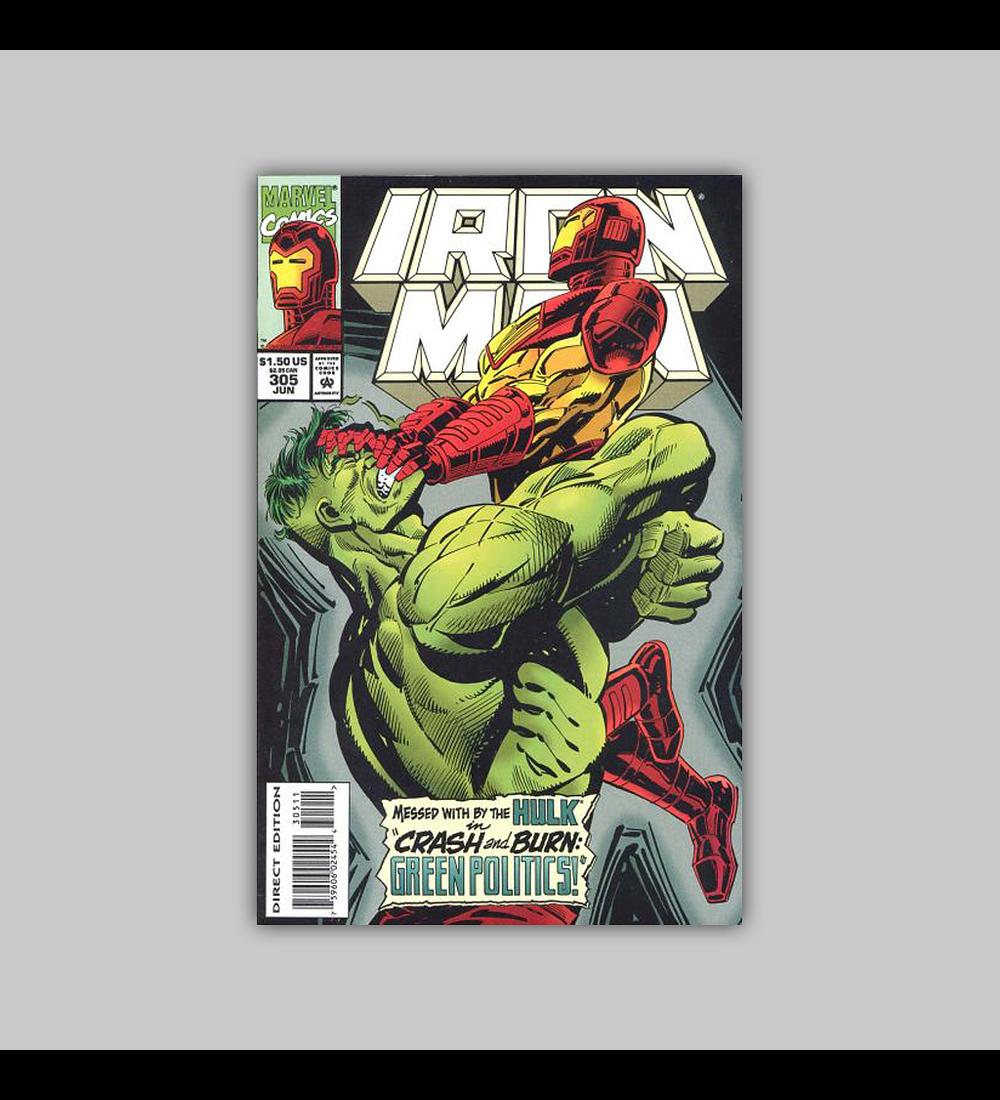 Iron Man 305  1994