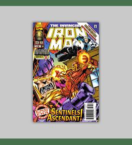 Iron man 332 1996