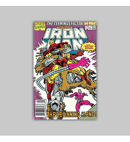 Iron Man Annual 11 1990