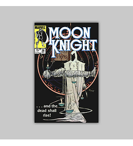Moon Knight 38 VF/NM (9.0) 1984