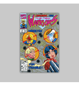 New Warriors 35 1993