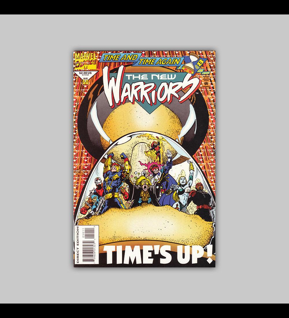 New Warriors 50 1994
