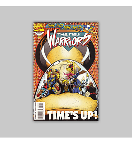 New Warriors 50 1994