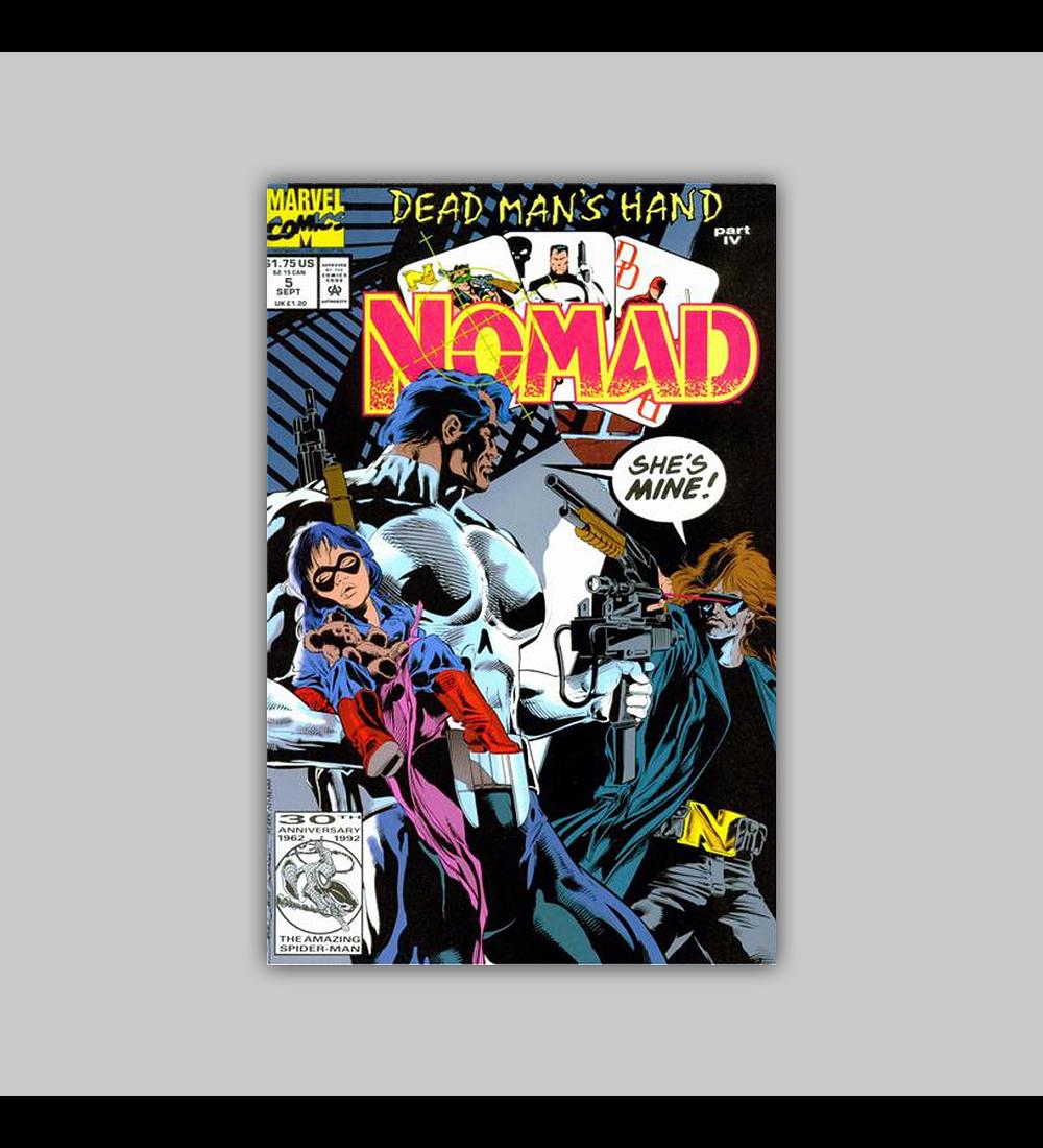 Nomad 5 1992