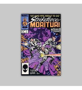 Strikeforce: Morituri 1 1986
