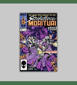 Strikeforce: Morituri 1 1986