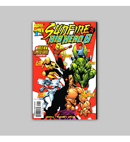 Sunfire & Big Hero 6 1 VF/NM (9.0) 1998