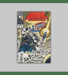 War Machine 6 1994