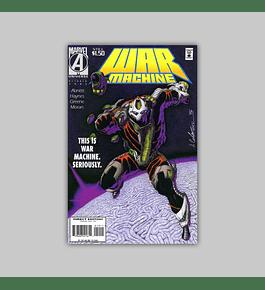 War Machine 19 1995