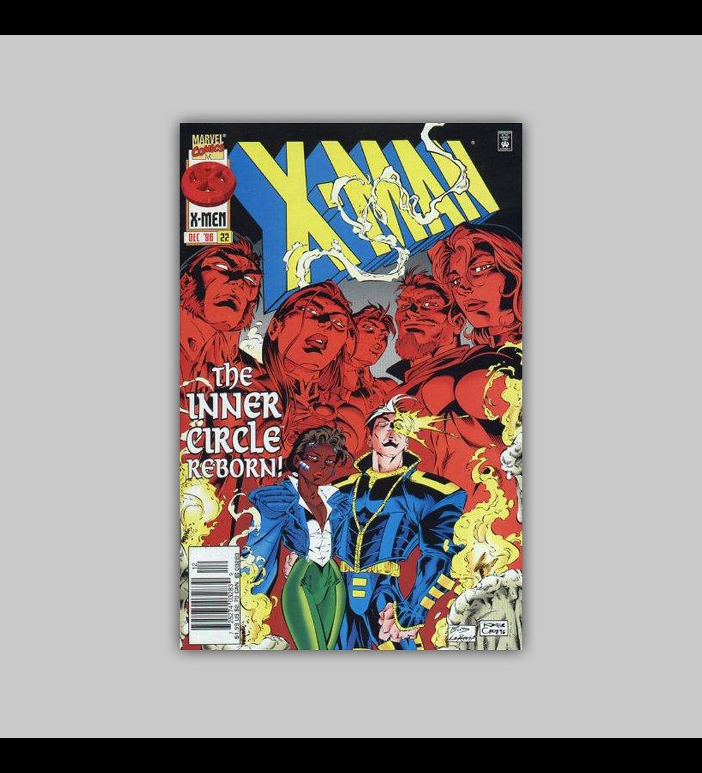X-Man 22 1996