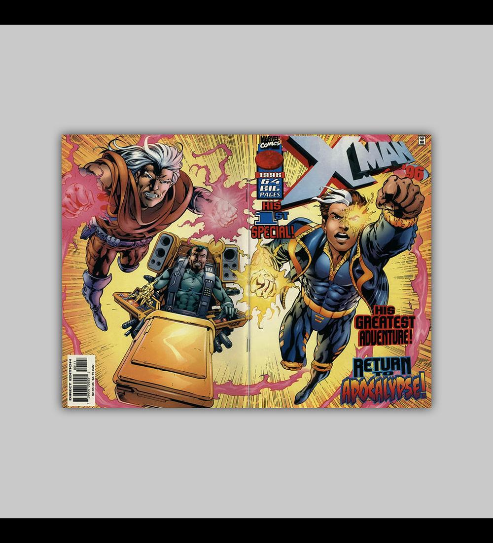 X-Man '96 Annual 1996