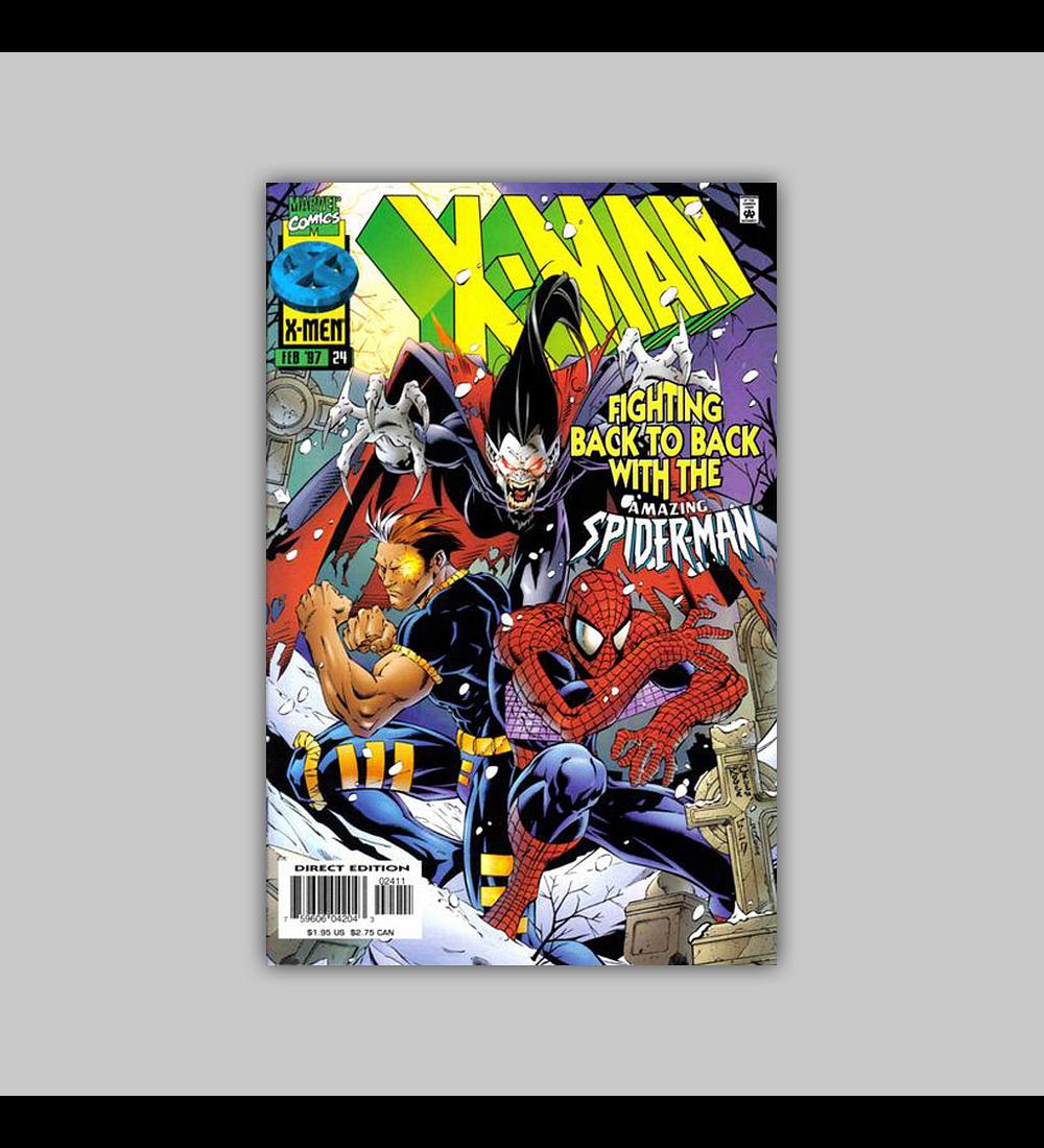 X-Man 24 1997