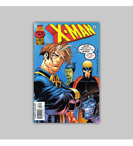X-Man 27 1997