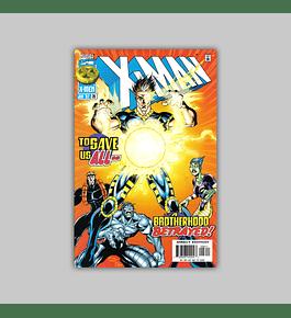 X-Man 28 1997