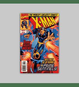 X-Man 30 1997