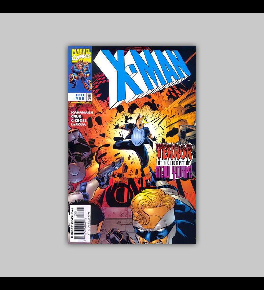 X-Man 35 1998