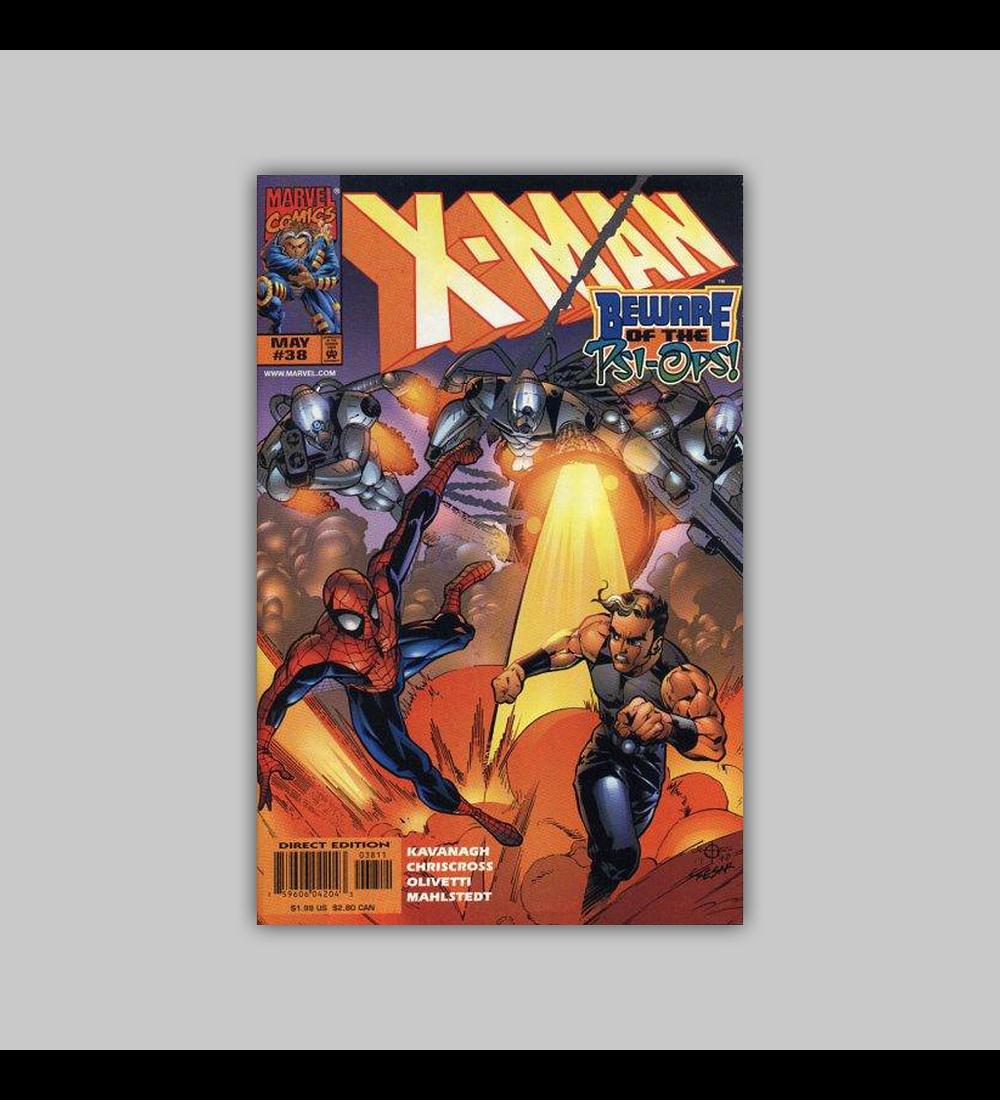 X-Man 38 1998