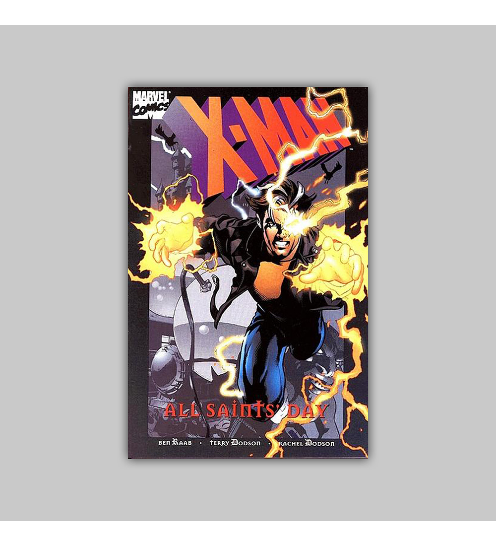 X-Man: All Saints Day 1997