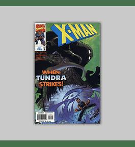 X-Man 40 1998