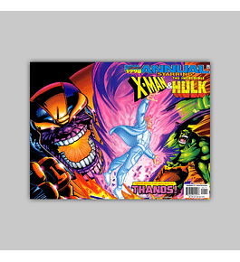 X-Man & The Hulk '98 1998