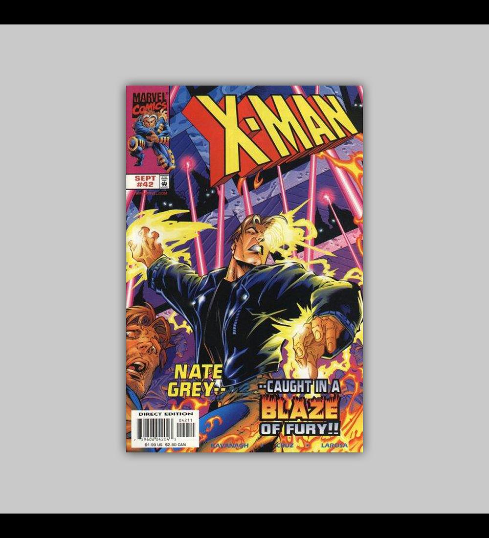 X-Man 42 1998