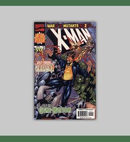 X-Man 50 1999