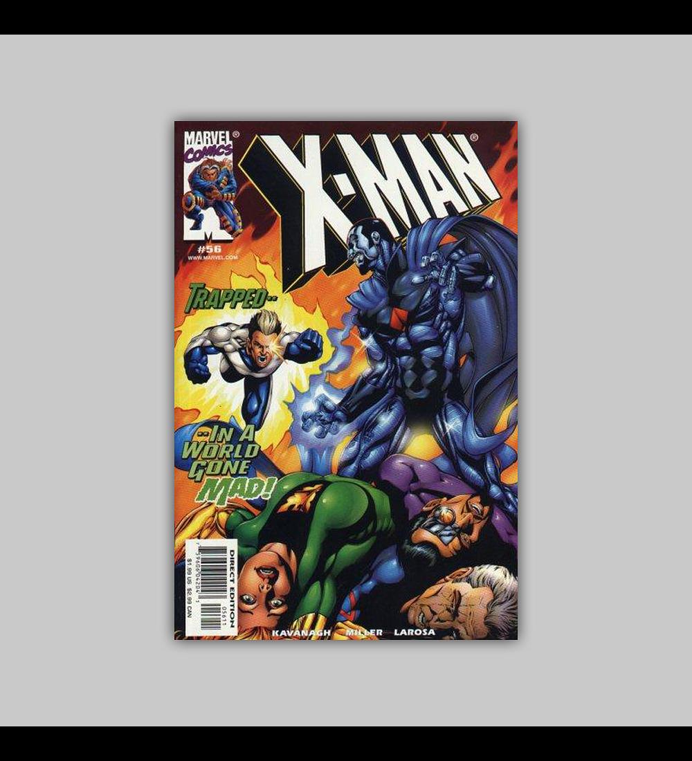 X-Man 56 1999