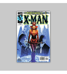 X-Man 68 2000