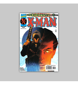 X-Man 69 Polybagged 2000
