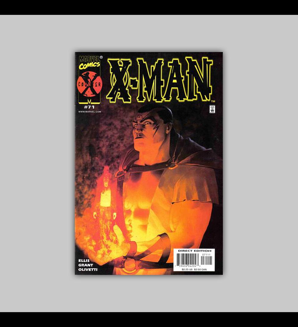 X-Man 71 2001