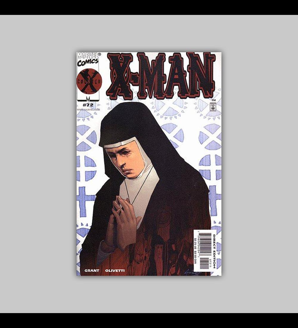 X-Man 72 2001