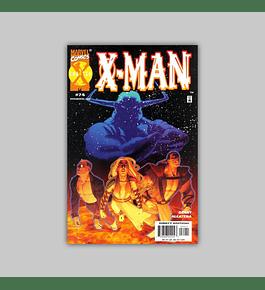 X-Man 74 2001