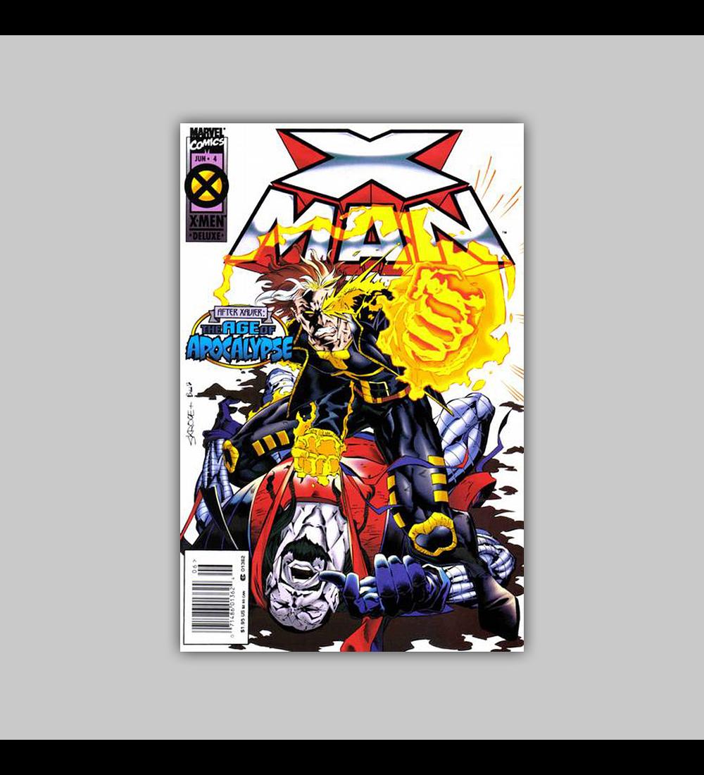 X-Man 4 1995