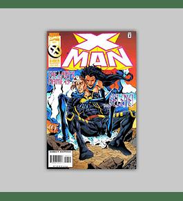 X-Man 7 1995
