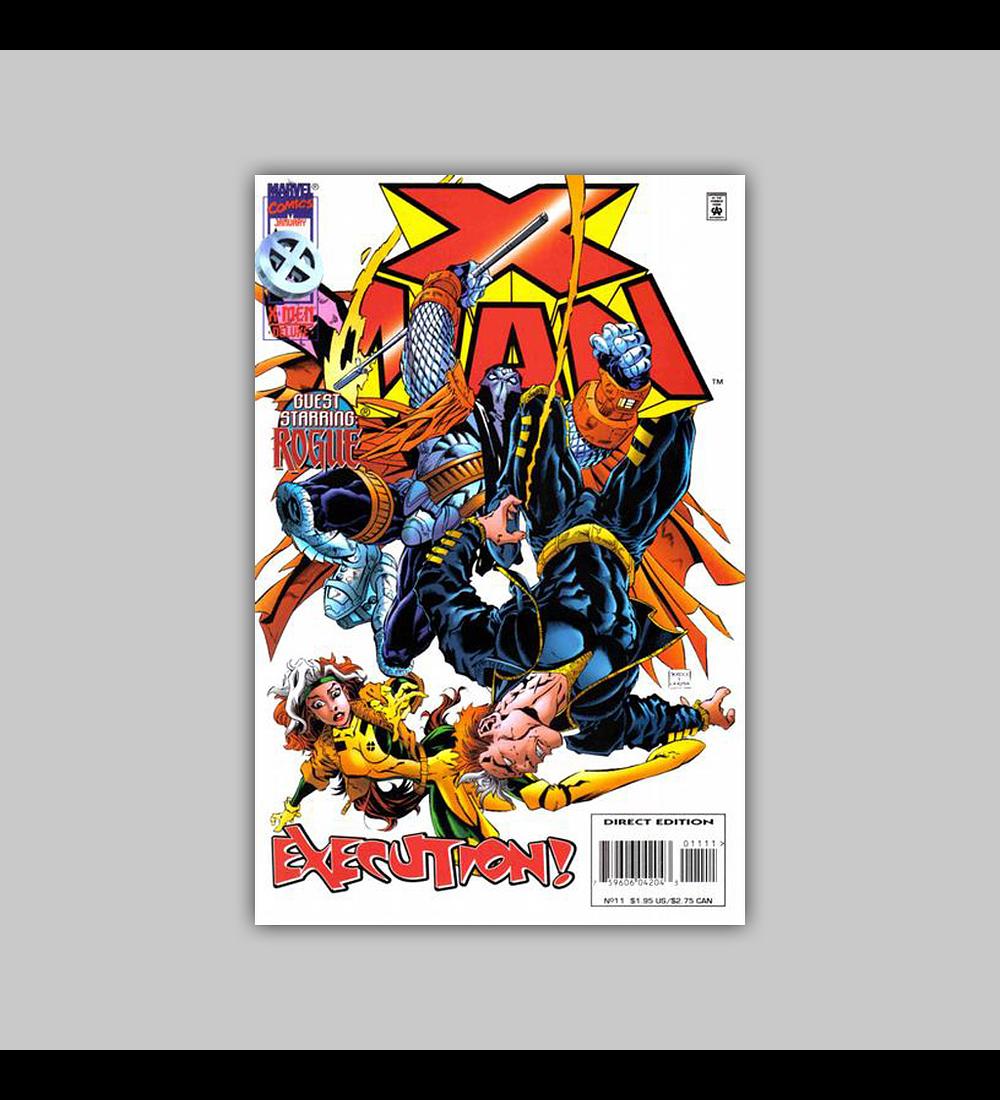 X-Man 11 1996