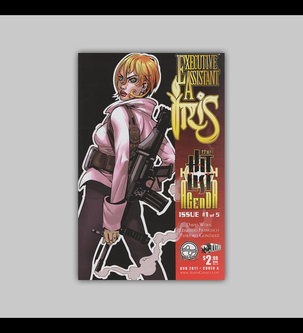 Executive Assistant Iris (Vol. 2) 1 2011