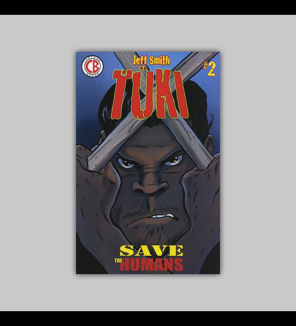 Tuki: Save the Humans 2 2014
