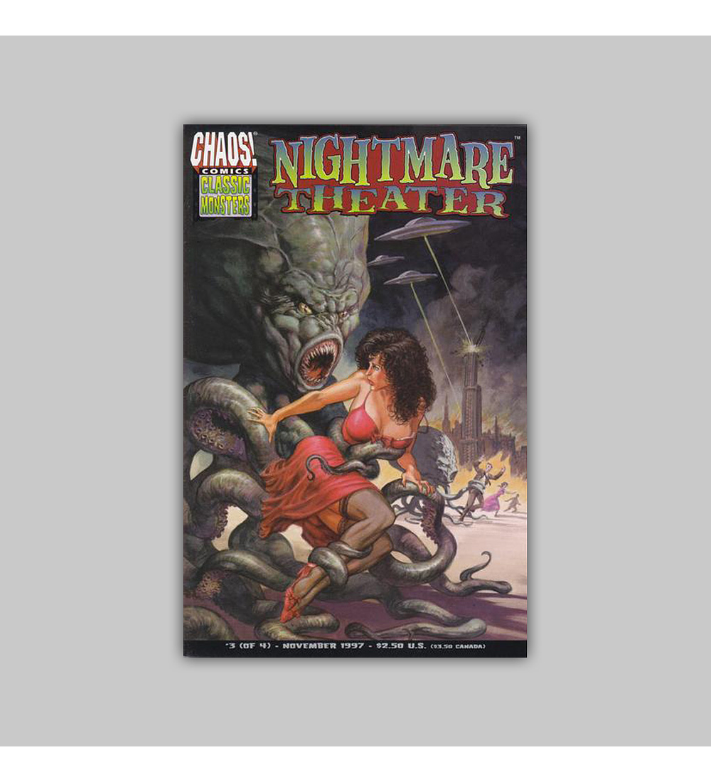 Nightmare Theater (complete limited series) 1997