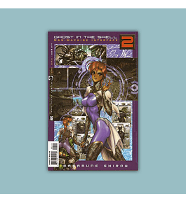 Ghost in the Shell 2: Man-Machine Interface 5 2003