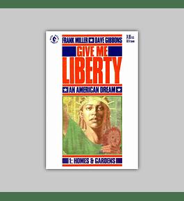 Give Me Liberty 1 1990