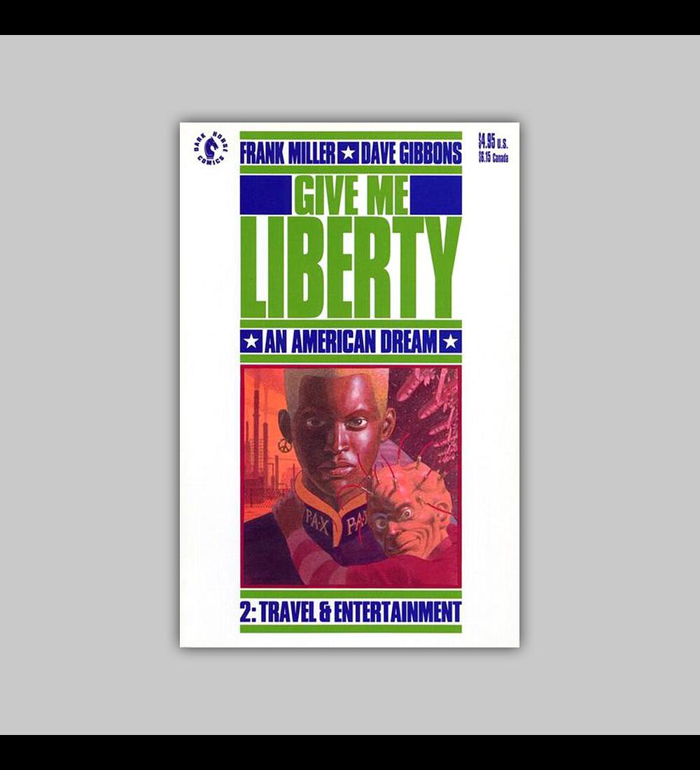 Give Me Liberty 2 1990