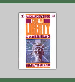 Give Me Liberty 3 1990