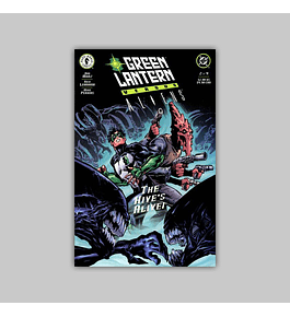 Green Lantern Vs. Aliens 2 2000