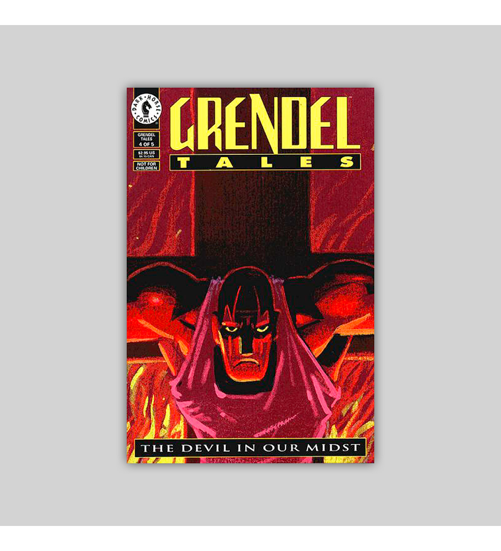 Grendel Tales: The Devil in Our Midst 4 1994