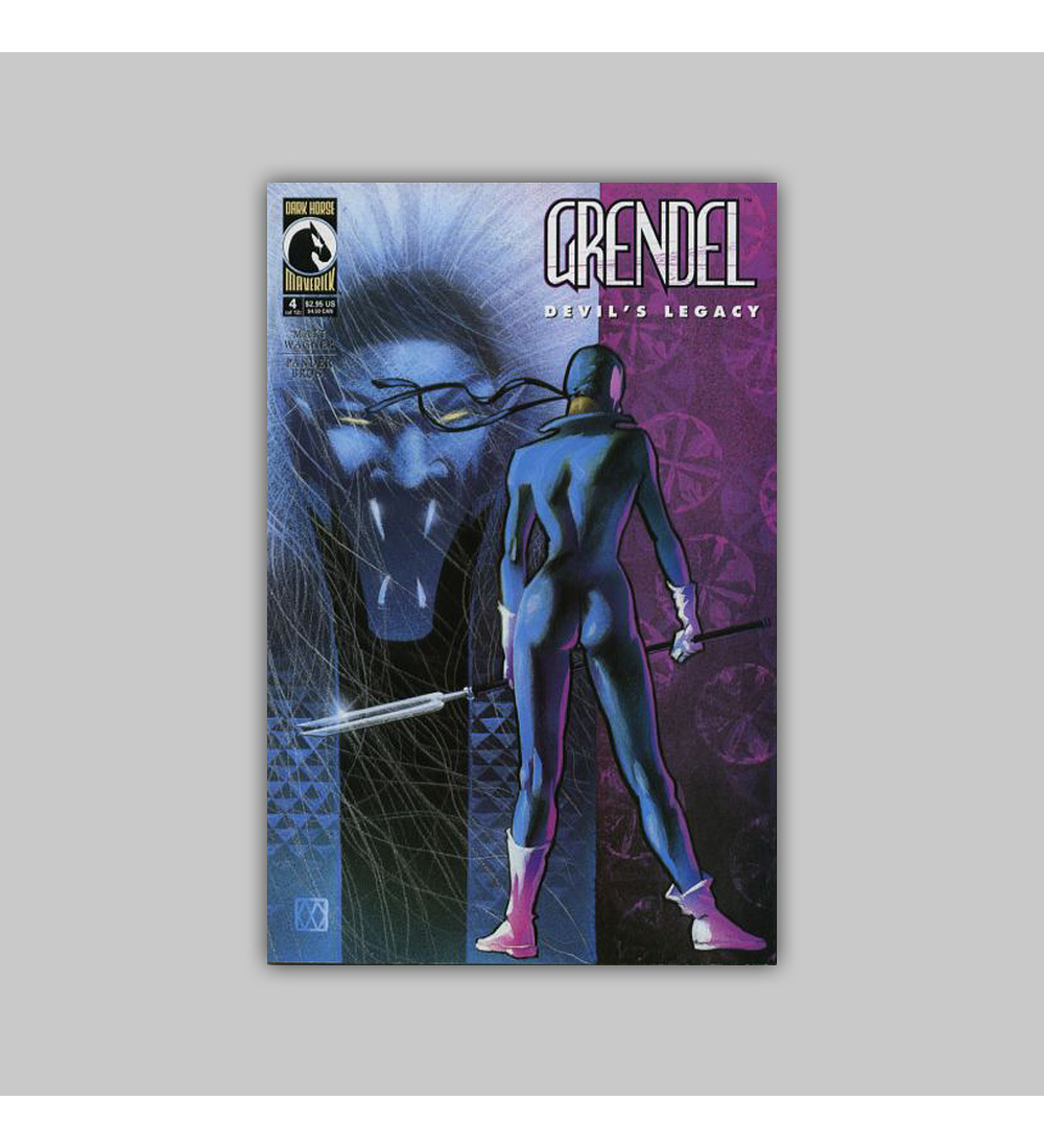 Grendel: Devil's Legacy 4 2000