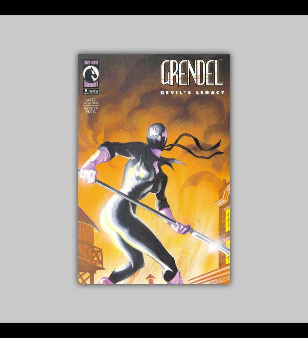 Grendel: Devil's Legacy 5 2000