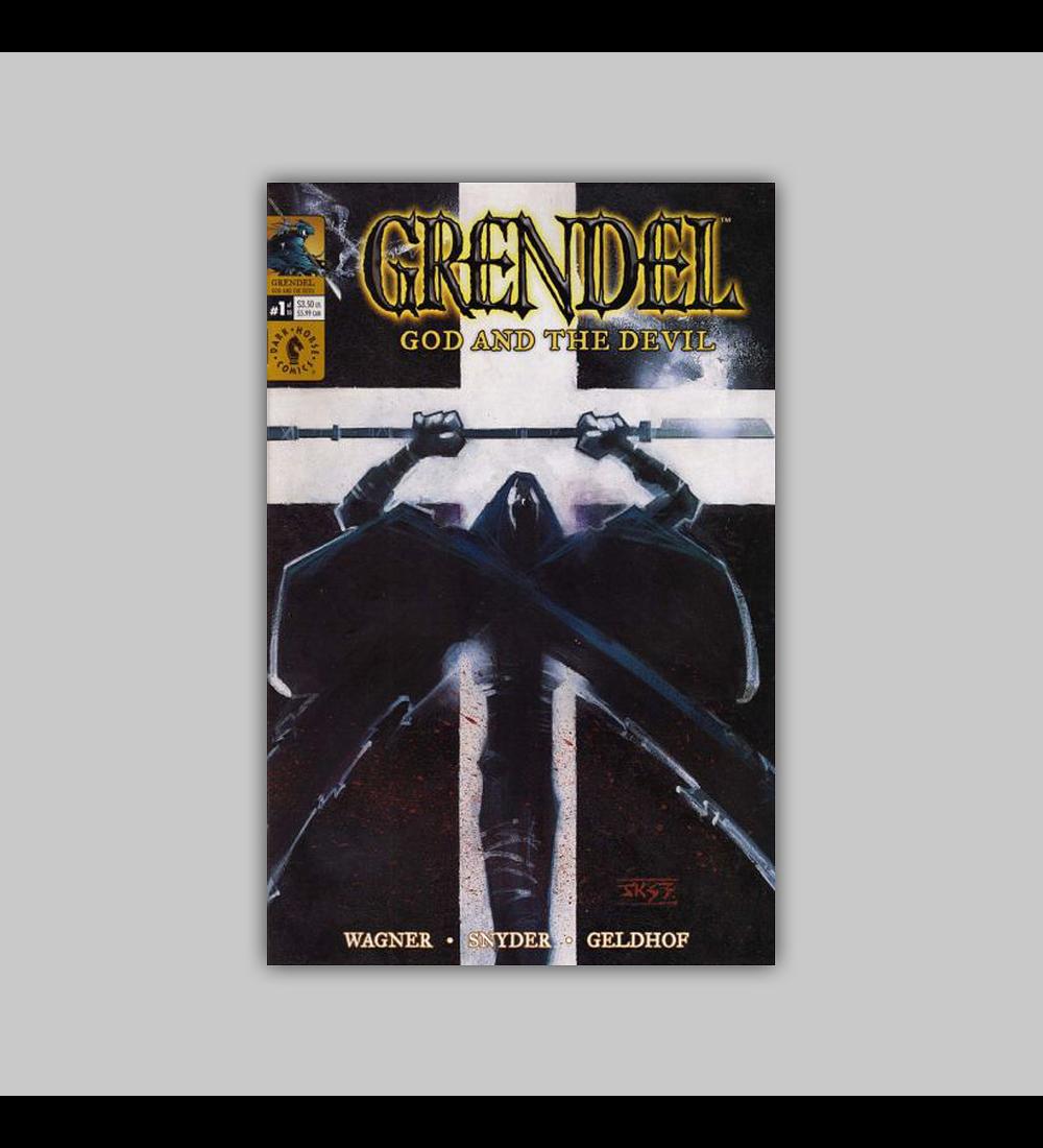 Grendel: God and the Devil 1 2003