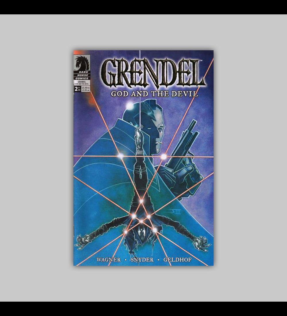 Grendel: God and the Devil 2 2003