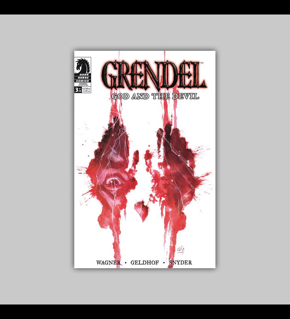 Grendel: God and the Devil 3 2003