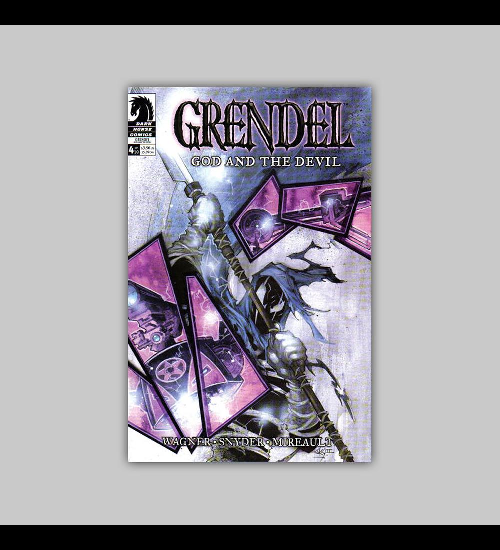 Grendel: God and the Devil 4 2003